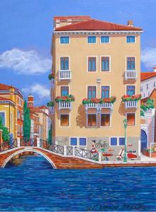 Venetian Fresco Weaver-Bosson 2010